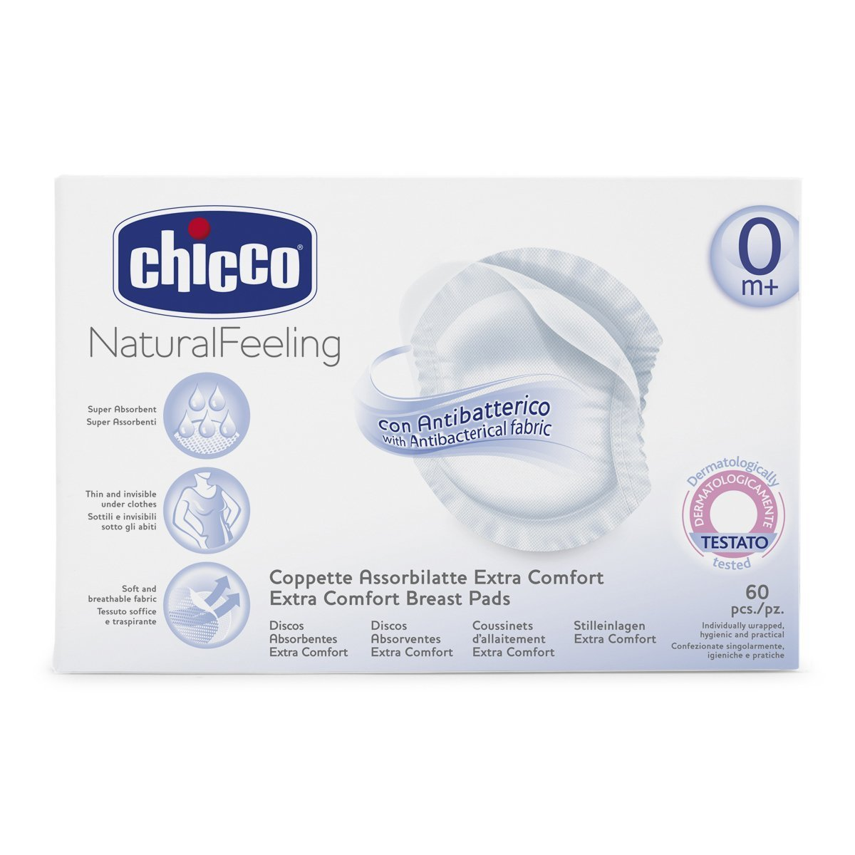 Chicco-breast-pads