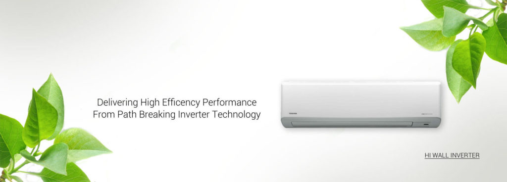 Split Hi wall Inverter